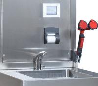 Wash Water Sterilization